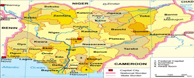 Zamfara State Zip Code Map